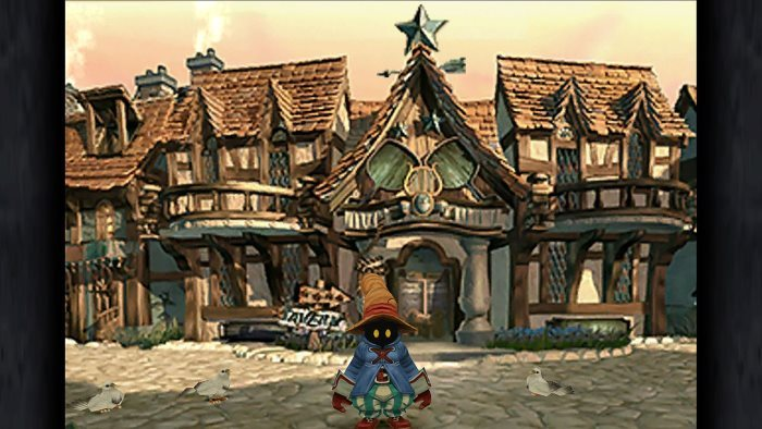 image gameplay final fantasy 9