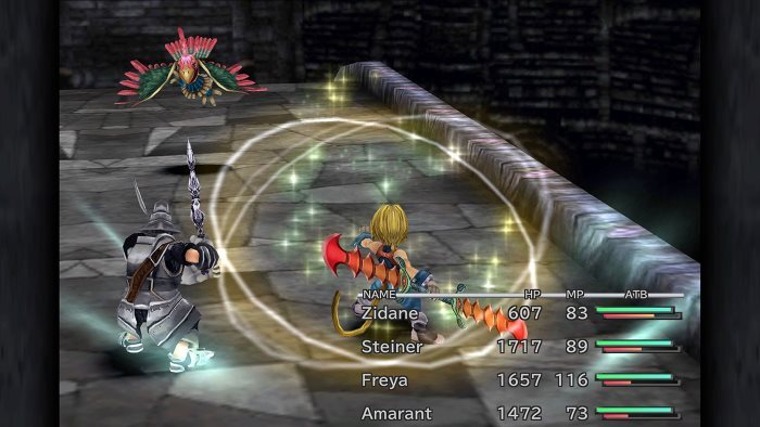 image playstation 4 final fantasy 9