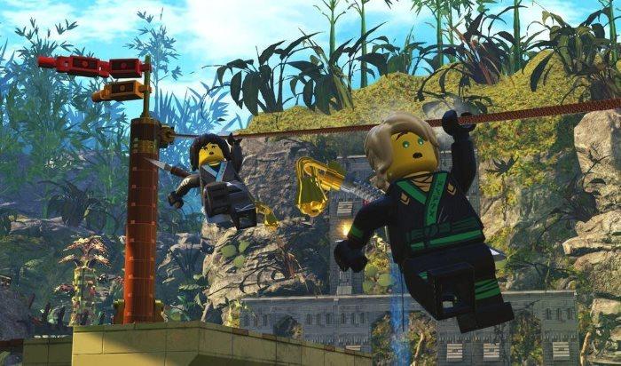 image ps4 lego ninjago