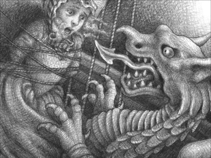 image kraken les marvels brian selznick bayard jeunesse