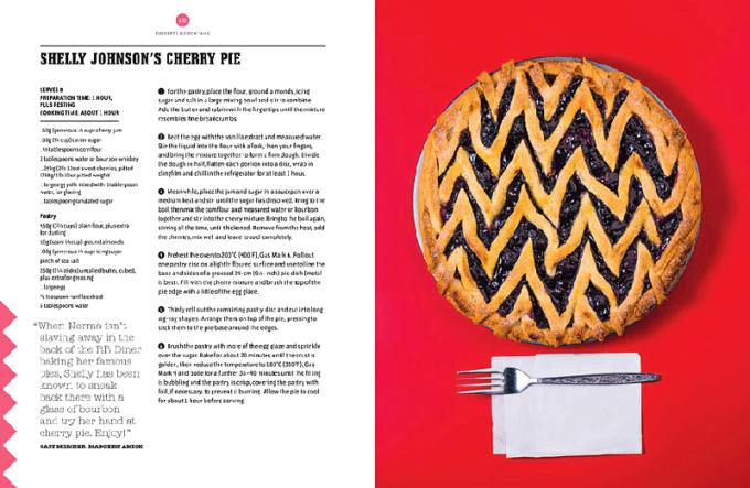 image cherry pie de shelly johnson vo mystères en cuisine twin peaks lindsey bowden