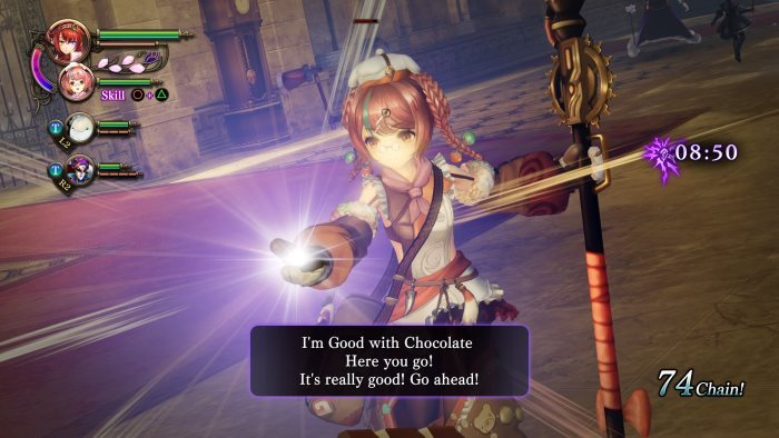 image ps4 nights of azure 2