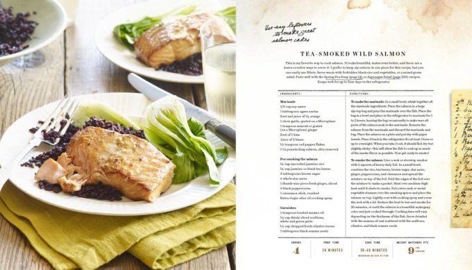 image saumon fumé au thé oprah winfrey cuisine santé bonheur vo