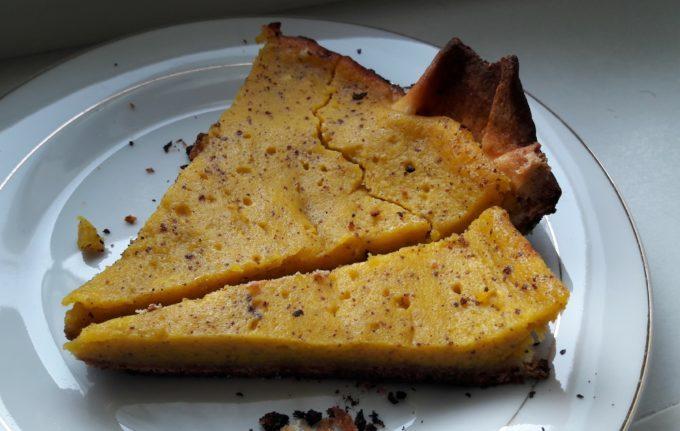 image test tarte à la citrouille armo zelda geek and pastry gastronogeek
