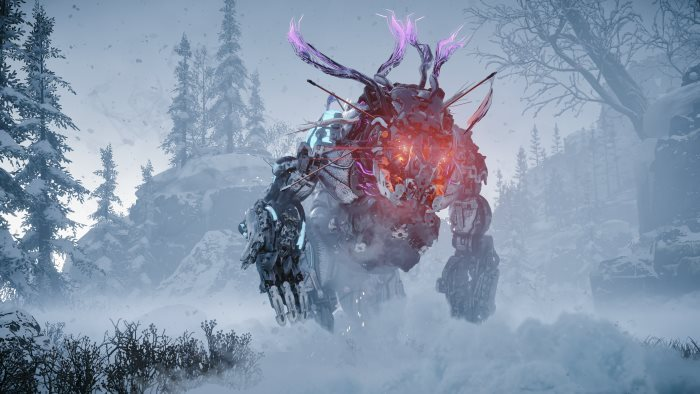 image the frozen wilds