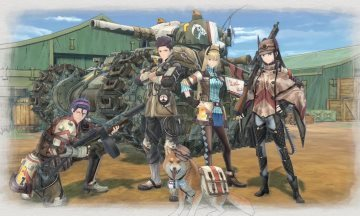 image news valkyria chronicles 4