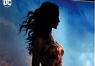 image gros plan boîtier blu-ray ultimate edition wonder woman warner home video