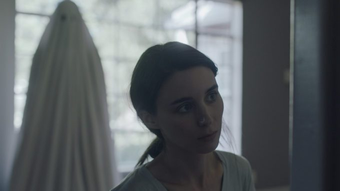 image rooney mara film a ghost story david lowery