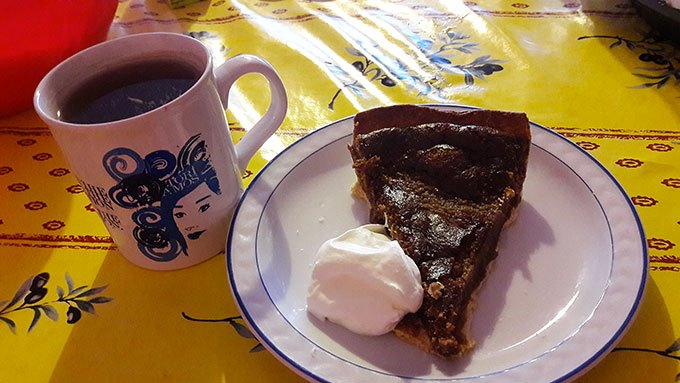 image test chess pie du bayou assassin's creed le codex culinaire