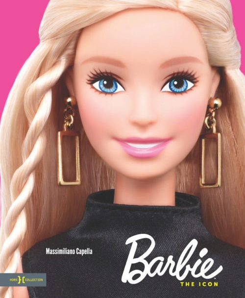 image couverture slider barbie the icon hors collection