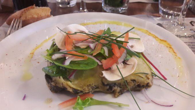 image lasagnes légumes aubergines épinards campanile automne-hiver