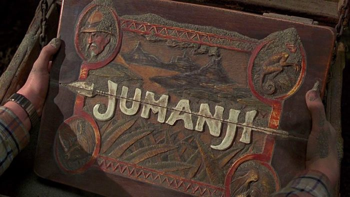image joe johnston jumanji