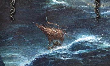 image critique la mer eclatee