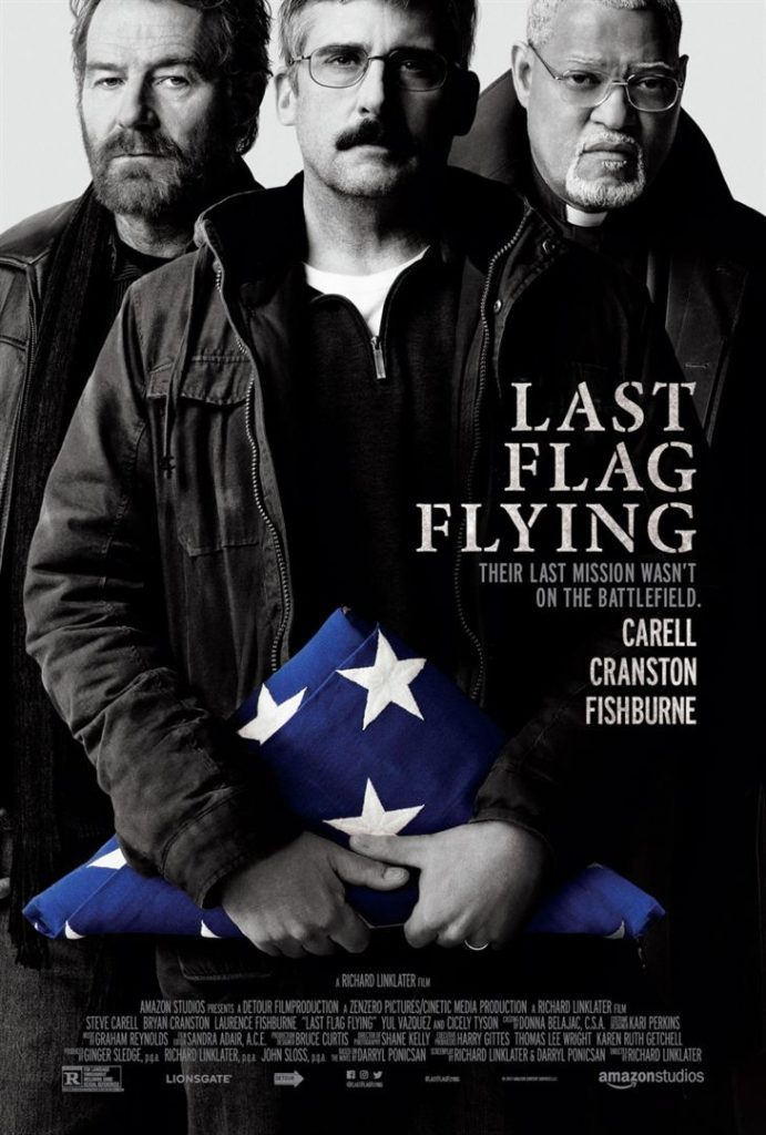 image richard linklater poster last flag flying