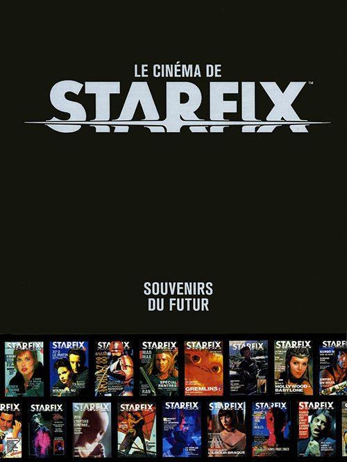 image couverture le cinéma de starfix
