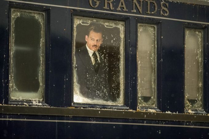 image johnny depp le crime de l'orient-express kenneth branagh film