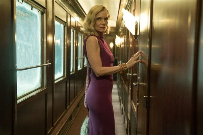image michelle pfeiffer le crime de l'orient-express kenneth branagh