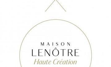 image gros plan couverture maison lenôtre haute création éditions de la martinière