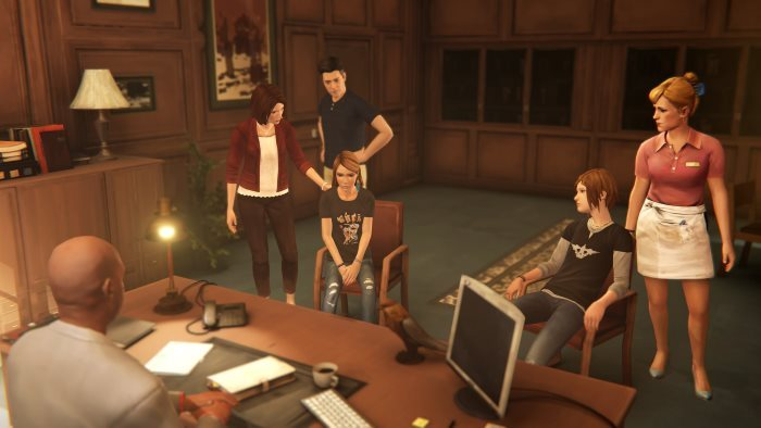 image test life is strange splendide nouveau monde