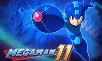image news mega man 11