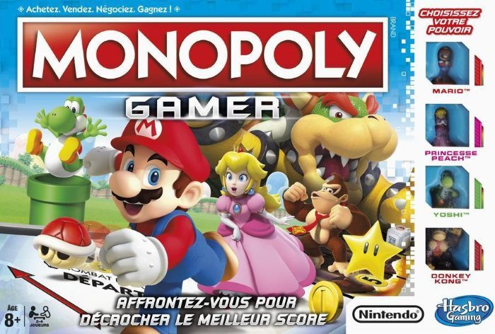 image jeu de societe monopoly gamer