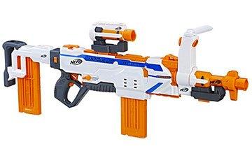 image couverture article pistolet électrique nerf modulus regulator hasbro