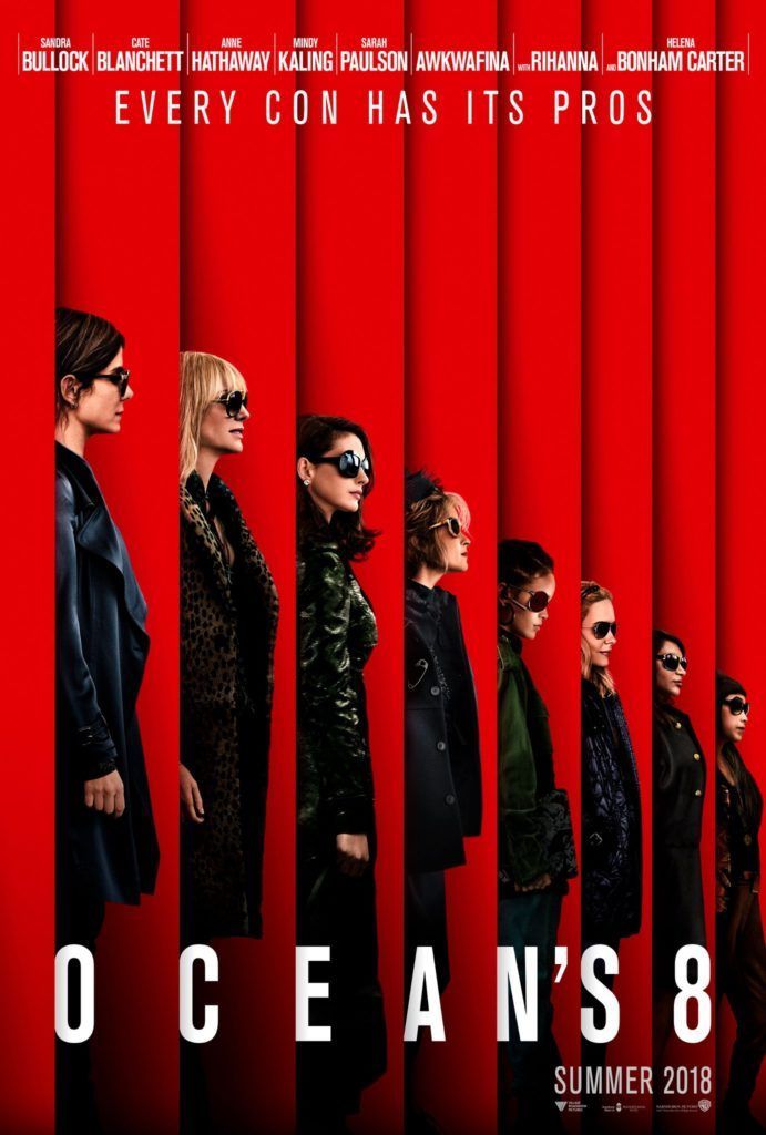 image gary ross poster ocean's eight