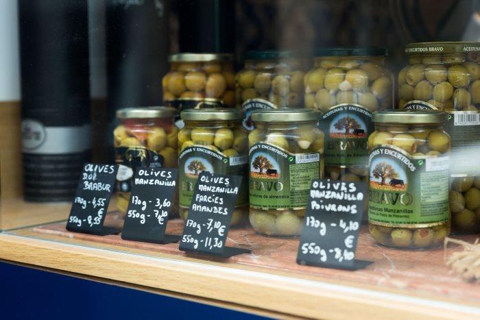 image olives oscar select