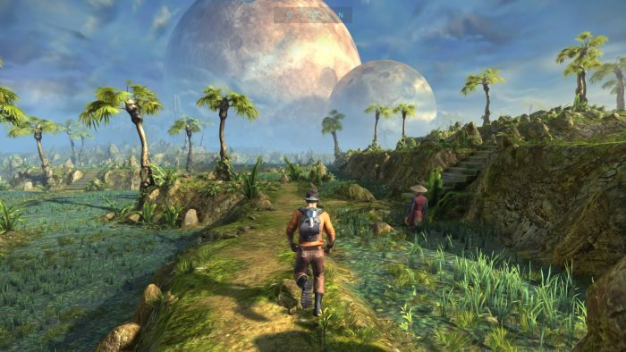 image ps4 outcast second contact