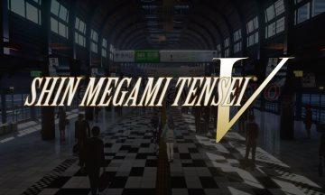 image news shin megami tensei v