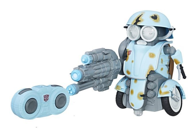 image robot télécommandé transformers last knight hasbro