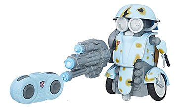 image medium robot sqweeks télécommandé hasbro