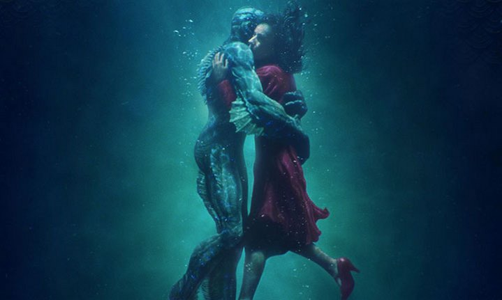 image slider la forme de l'eau the shape of water affiche guillermo del toro