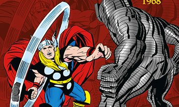 [Critique] Thor, l'intégrale tome 10 : 1968 — Stan Lee & Jack Kirby