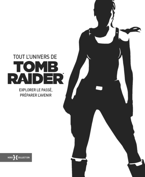 image couverture slider tout l'univers de tomb raider hors collection