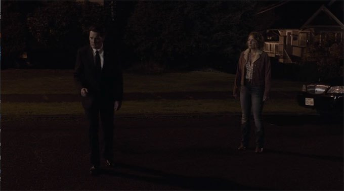 image dale cooper kyle maclachlan laura palmer carrie page sheryl lee perdus twin peaks saison 3 épisode 18