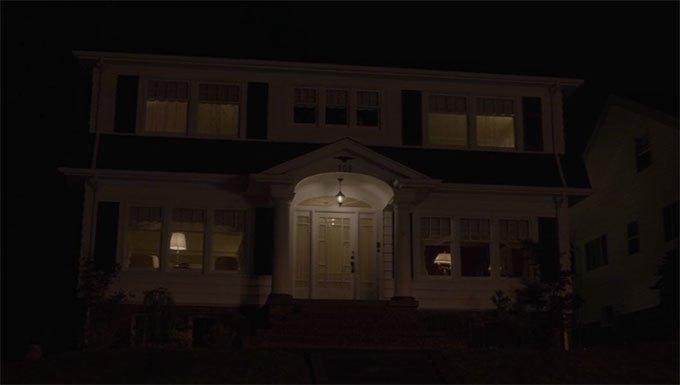 image maison palmer twin peaks saison 3 épisode 18