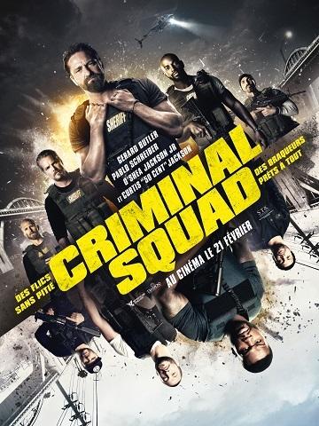 image christian gudegast poster criminal squad