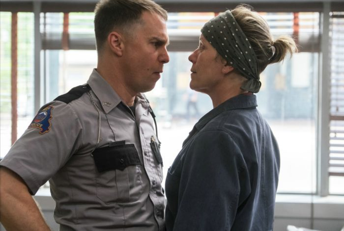 image sam rockwell 3 billboards frances mcdormand