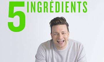 [Critique] 5 ingrédients — Jamie Oliver