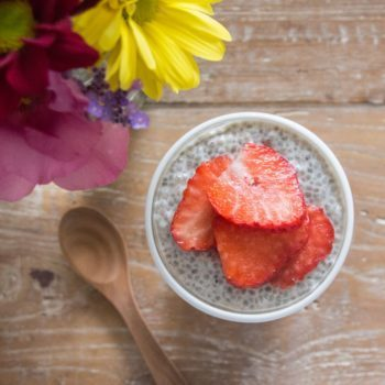 image deliciously ella chia pudding