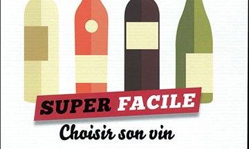 image gros plan couverture choisir son vin solar éditions