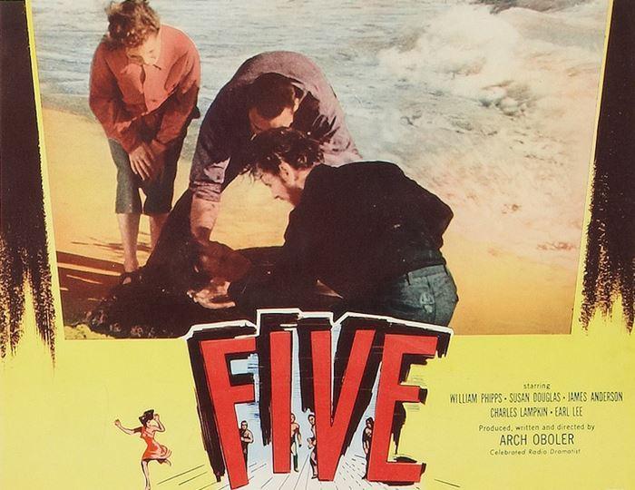 image film cinq survivants