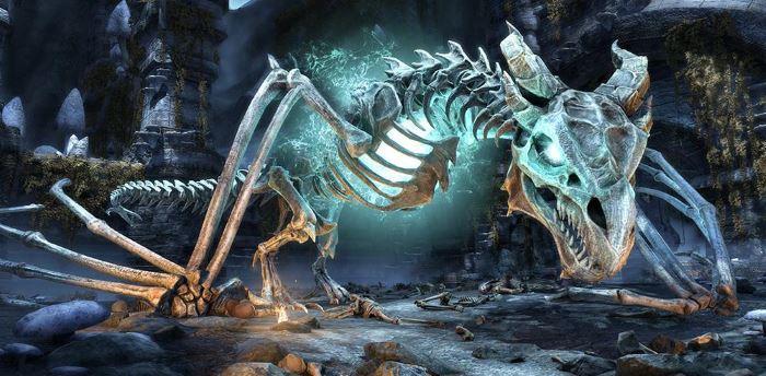 image dragon bones elder scrolls