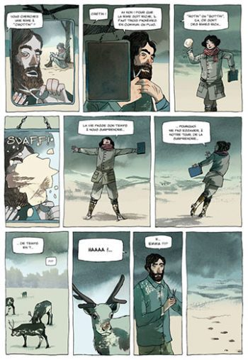 image planche 68 emma g. wildford soleil éditions