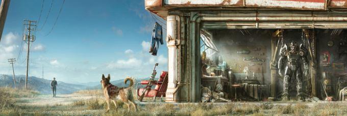 image artbook fallout 4