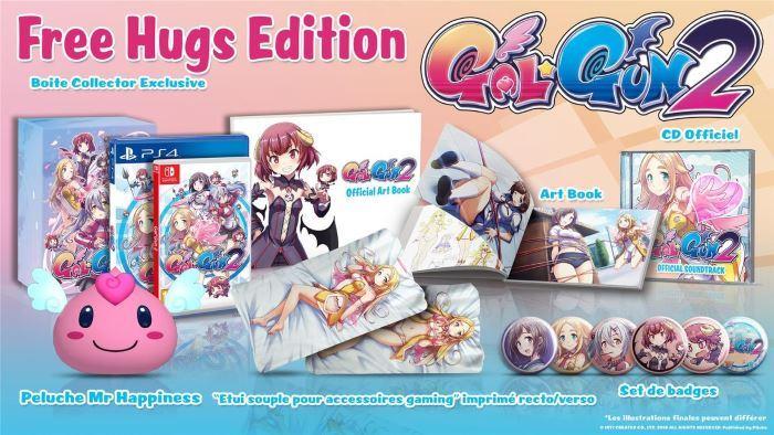 image free hugs edition gal gun 2