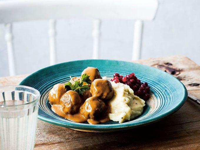 image boulettes de viande et sauce brune jonas lundgren la cuisine paleo marabout