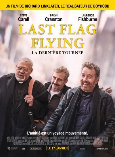 image affiche last flag flying