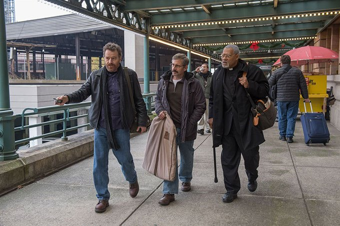 image bryan cranston steve carell laurence fishburne last flag flying